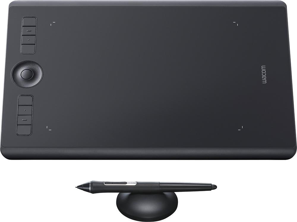 Wacom - Intuos Pro Pen Tablet (Grande) - Negro