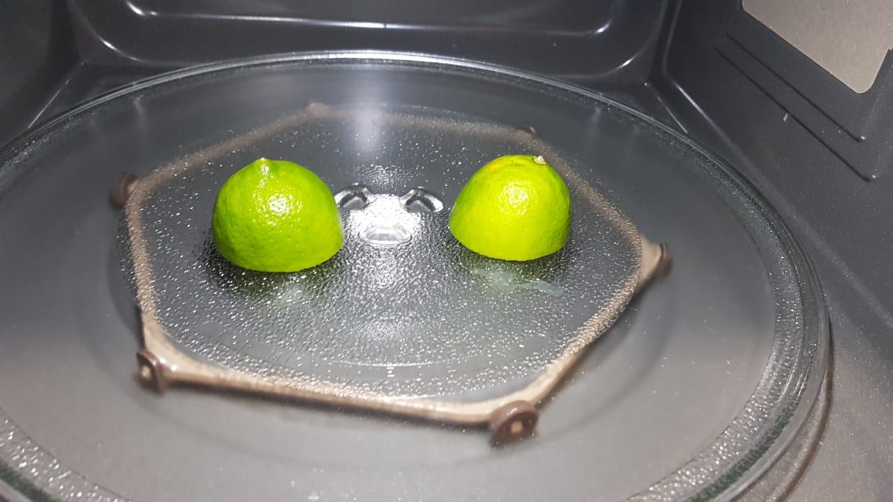 Limón bocabajo