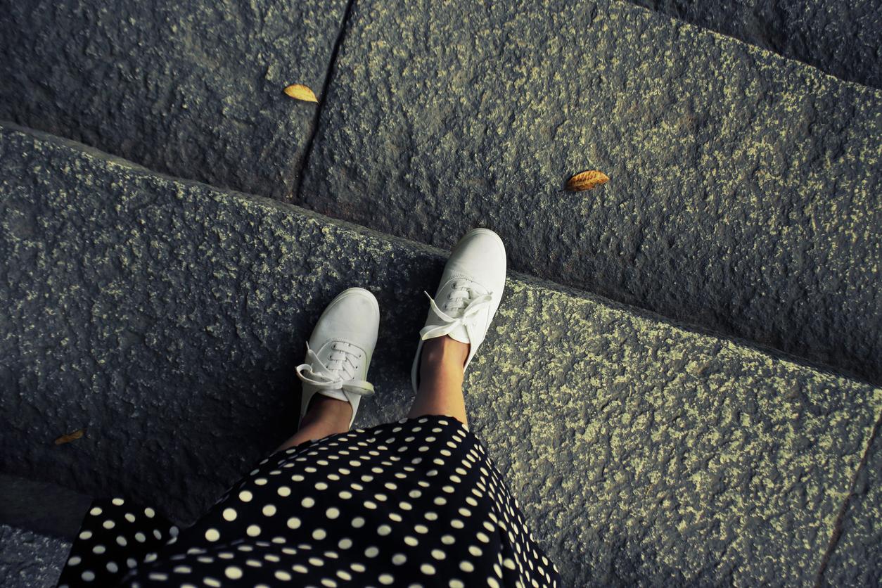Zapatos cómodos de piso